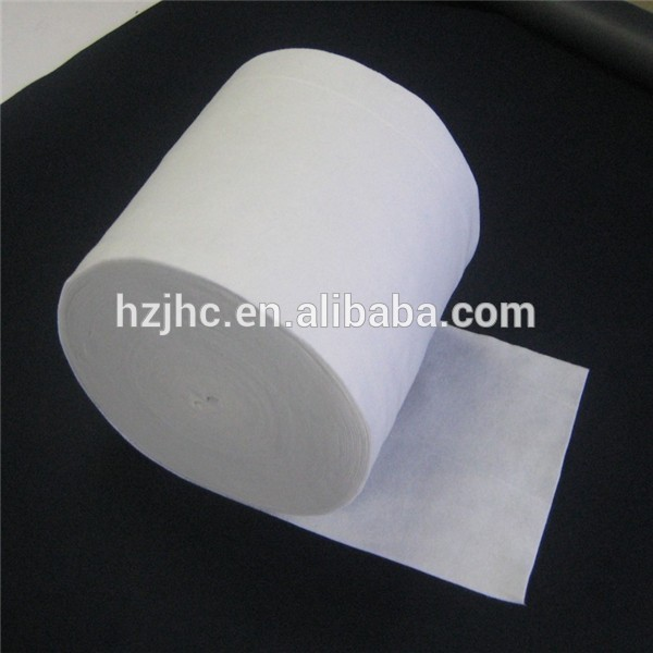 Make-to-order polypropylene/polyester needle punch non-woven felt fabrics