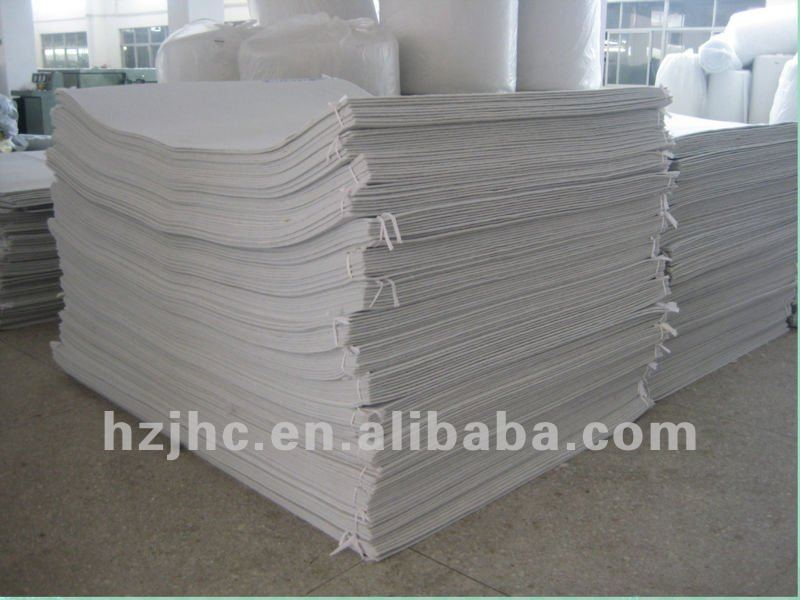 Nonwoven fireproof board