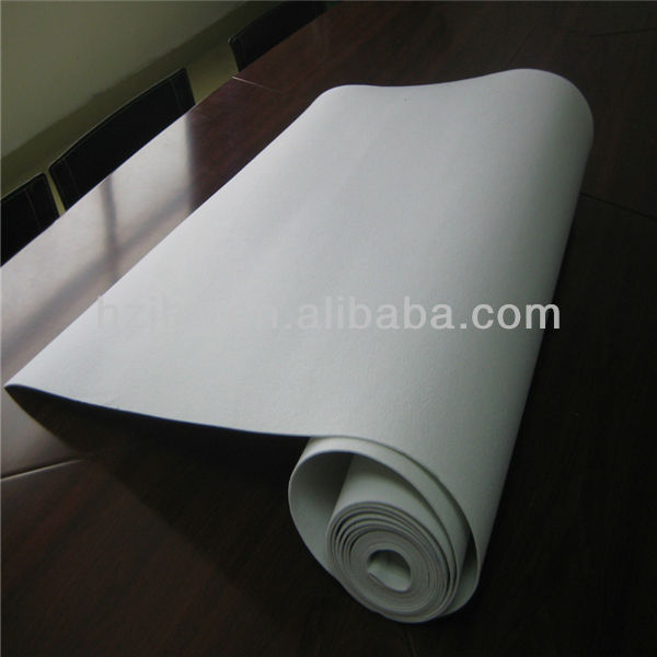 Polyester nonwoven xalîçeya erdê price factory ji china