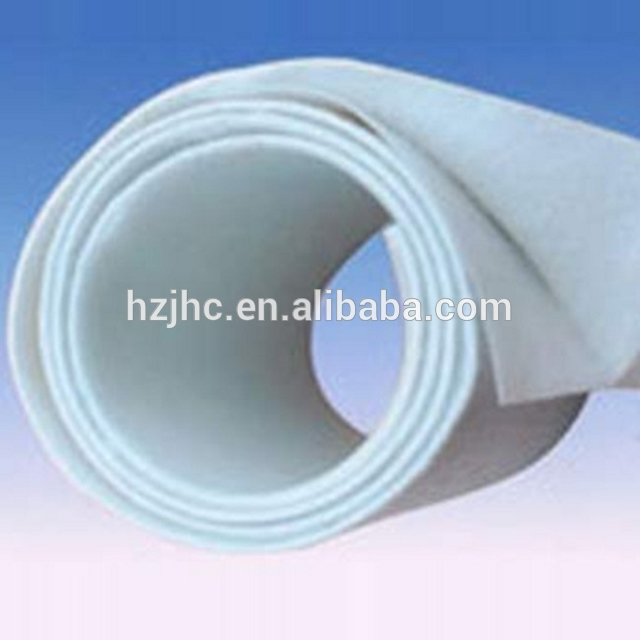 Non Woven Fabric Manufacturer Needle Punched Nonwoven geotextile Fabric