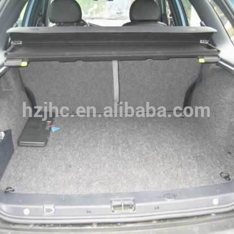 Laminated nonwoven fabric for car covers JHC
