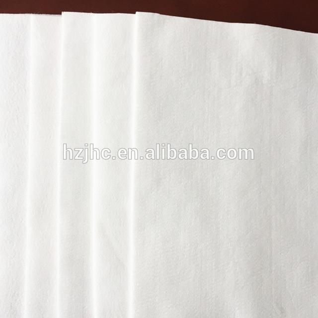 China Supplier Needle Punched Non-woven Fabric Filter Cloth Fabric