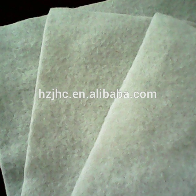 Wholesale Nonwoven Fabric Custom Needle Punched Felt Geotextile