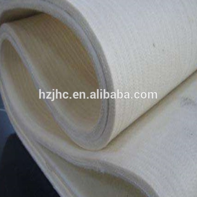 Wholesale Polyester needle punched Felt Nonwoven Fabric