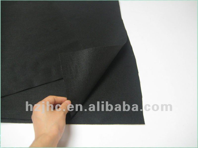 Waterproof geomembrane film and geotextile epdm pond liner
