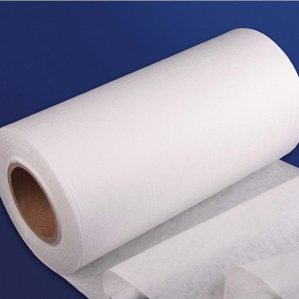 PP spunlace disposable face mask non woven fabric rolls