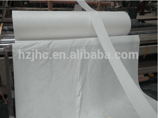 100% Polyester nonwoven monofilament filter cloth for water treatment