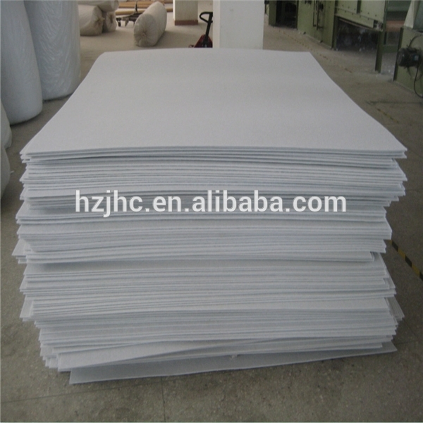 hard felt pad for mattress material