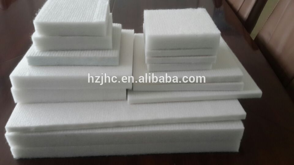 Trade Assurance Supplier nonwoven non-glue cotton for sponge mattress