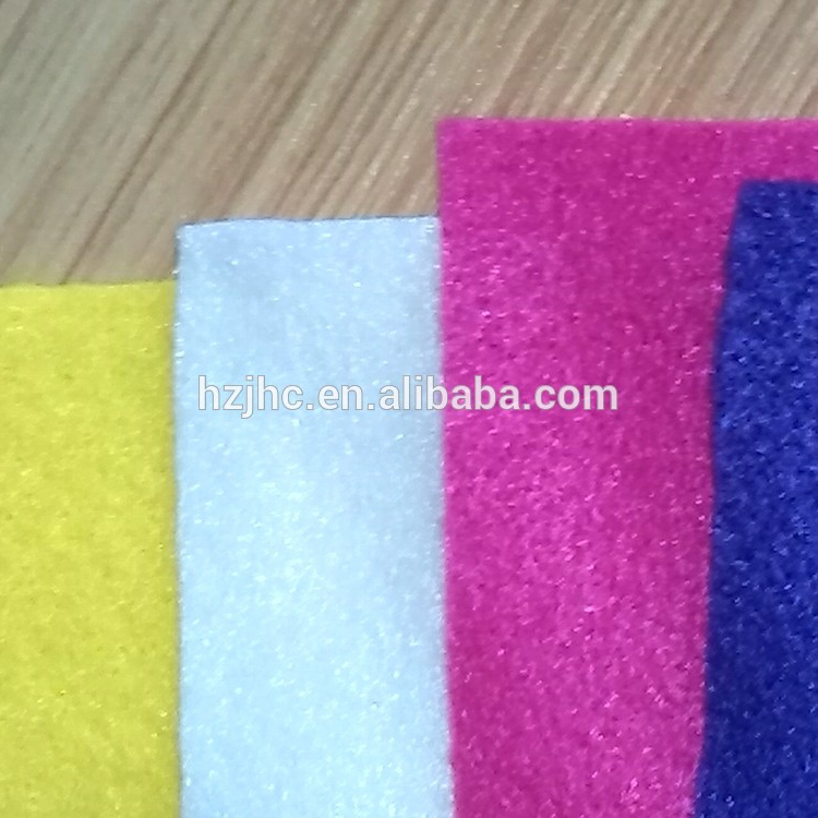 polyester felt/wool felt wholesale