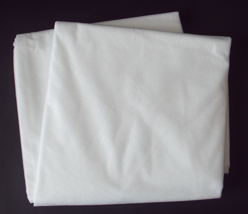 Made to order nonwoven food grade polyester filter cloth