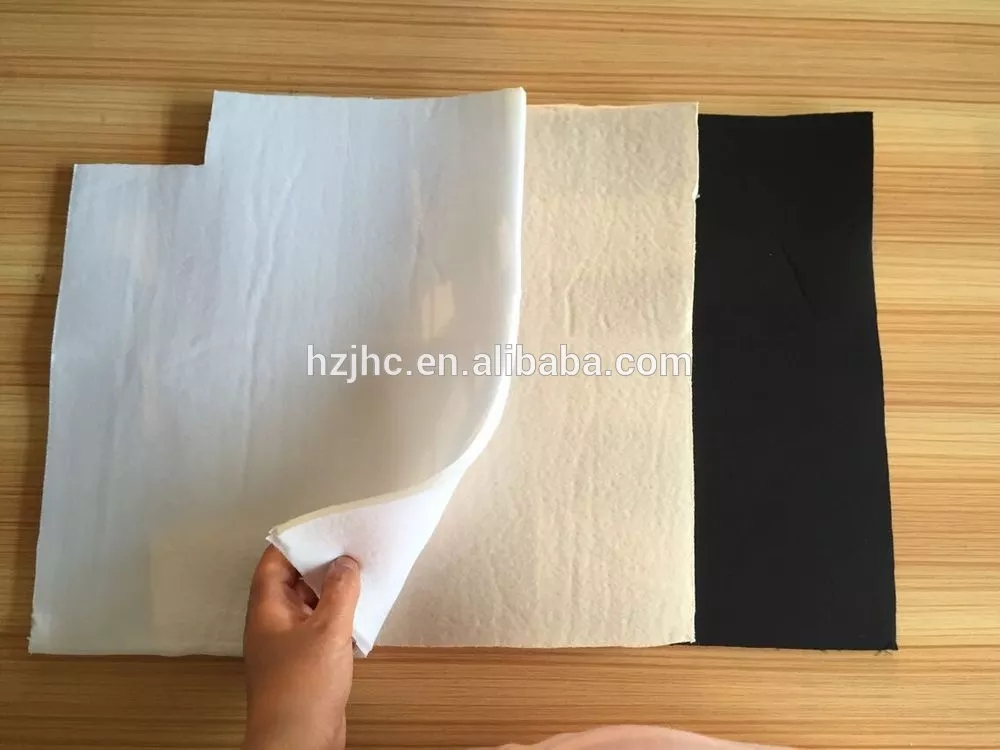 wholesales foam laminated fabric rolls for bra padding