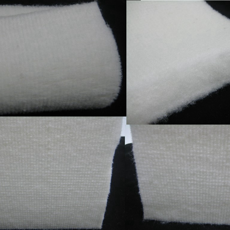 Best selling nonwoven fabric material cotton wadding Featured Image