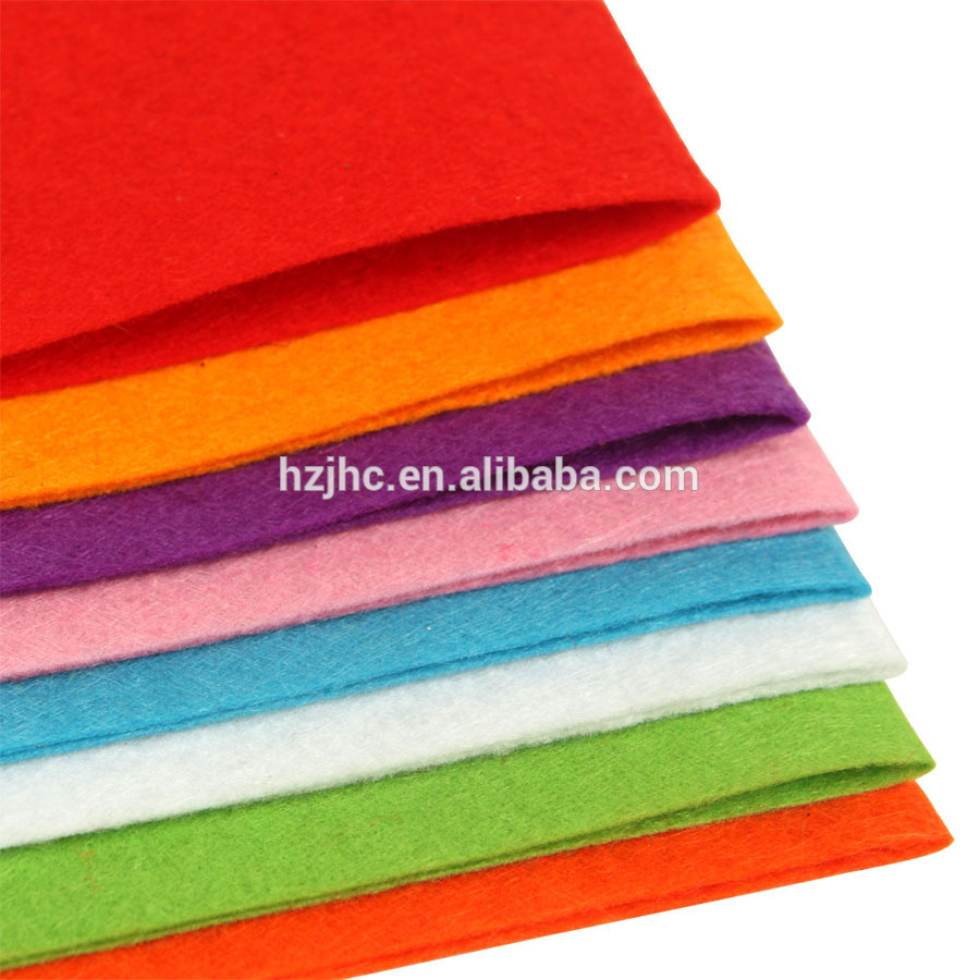 Indoor of outdoor Hotel styl tapijt plain nonwoven polyester carpet