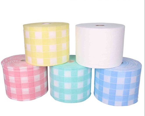 PP spunlace nonwoven fabric for wet wipes
