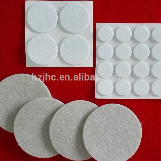 China Supplier Nonwoven Technic Custom Furniture Pad