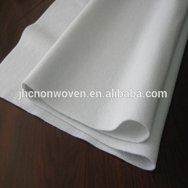 Bulk plain polyester nonwoven felt pad floor protector sheets/rolls supplier