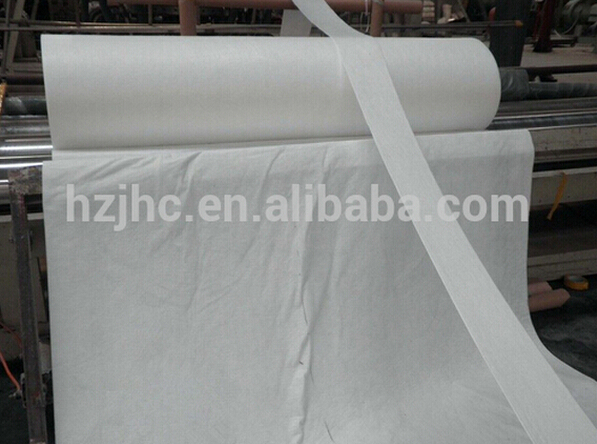 Polyester needle punch non woven fabric for dust collector filter bags Featured Image