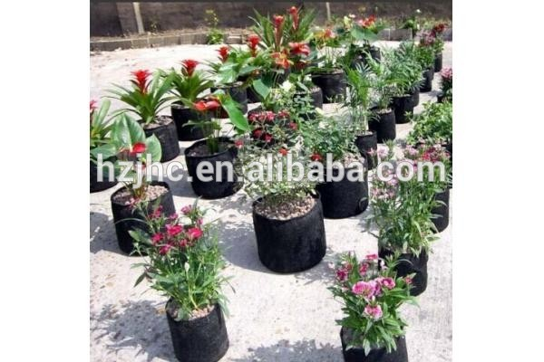 Wholesale Alibaba durable non woven fabric grow bags plant nursery bag garden felt grow bags