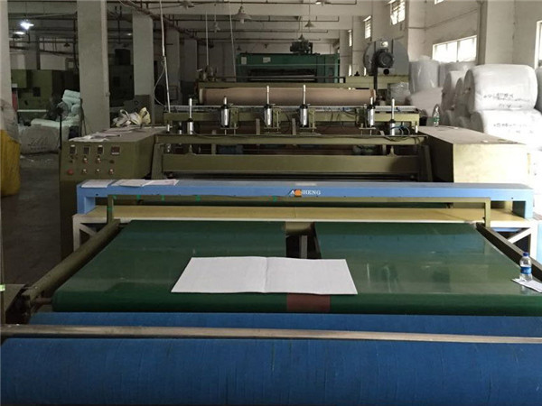 Polyester Padding production line